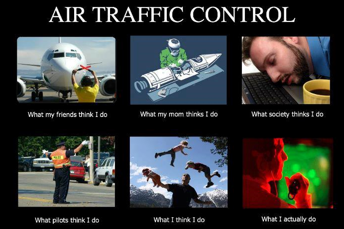 Air Traffic Controller my family essay